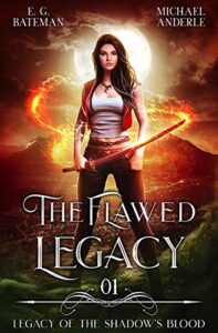 The Flawed Legacy e-book cover
