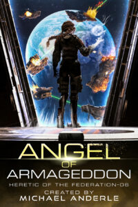 Angel of Armageddon e-book cover