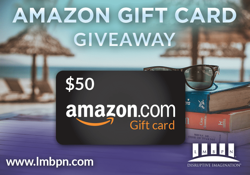 May $50 Amazon Gift Card giveaway