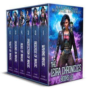 The Leira Chronicles Boxed set 1