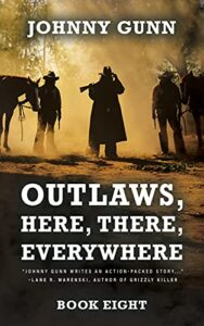 OUTLAWS HERE, THERE, EVERYWHERE COVER