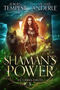 Shamans power e-book cover
