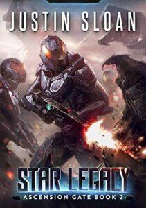 Star Legacy e-book cover