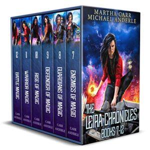 The Leira Chronicles Boxed set 2