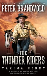 The Thunder Riders e-book cover