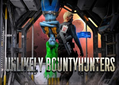 Unlikely Bountyhunters