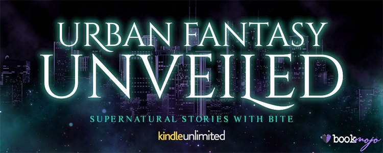 Urban Fantasy bookfunnel promo banner