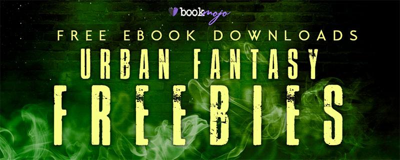 Urban Fantasy Freebies Bookfunnel Promo