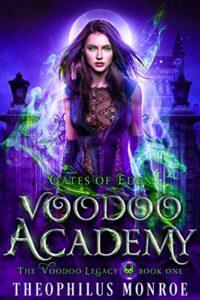 Voodoo Academy e-book cover