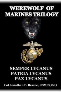 WEREWOLF OF MARINES TRILOGY E-BOOK COVER