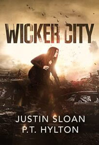 Wicker City e-book cover
