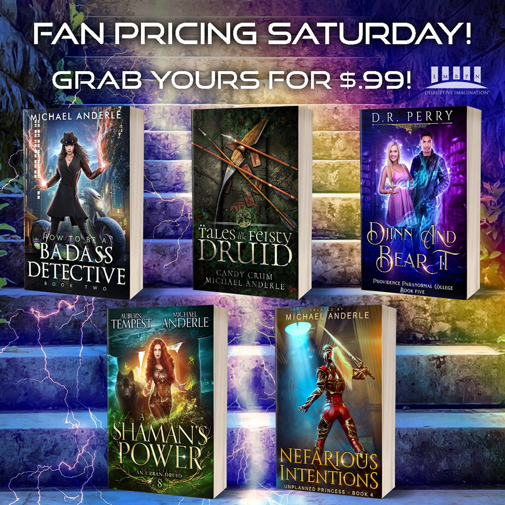 Charming Fan's Pricing Saturday