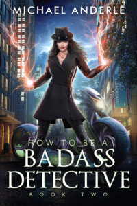 HOW TO BE A BADASS DETECTIVE BOOK 2 E-BOOK COVER