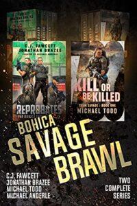 Bohica Savage Brawl e-book cover