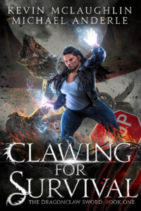 Clawing for Survival e-book cover