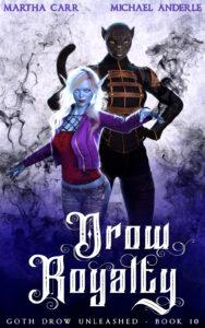 Drow Royalty e-book cover