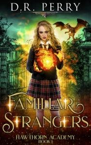 Familiar Strangers e-book cover