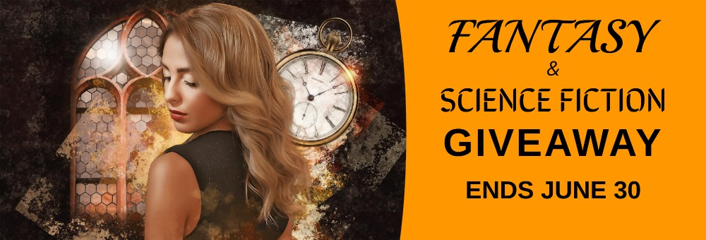 Fantasy and Sci-fi giveaway banner