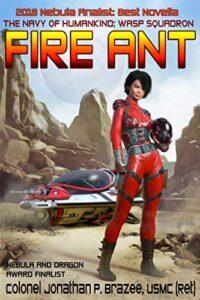 FIRE ANT E-BOOK COVER