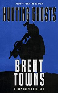 Hunting Ghosts e-book cover
