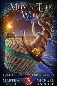 Moms the Word e-book cover