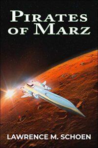 Pirates of Marz e-book cover