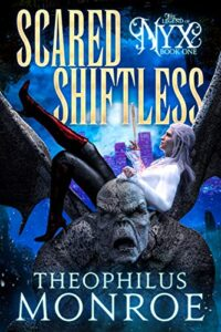 SCARED SHIFTLESS E-BOOK COVER