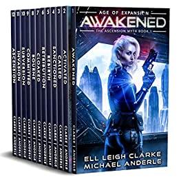Ascension Myth Complete Omnibus e-book cover