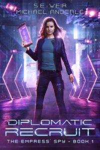 Diplomatic Recruit e-book cover