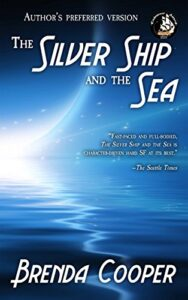 The Silver Ship and The Sea e-book cover