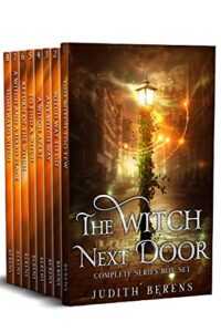The Witch Next Door Omnibus Cover