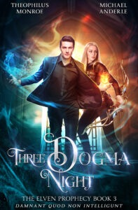 Three Dogma Night e-book cover