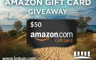 Summer Lovin' $50 Amazon Gift Card Giveaway
