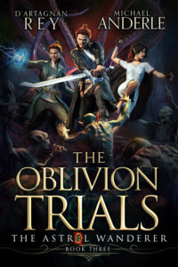 The Oblivion Trials e-book cover