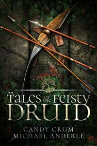 Tales of a Feisty Druid omnibus e-book cover
