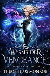 Wyrmrider Vengeance e-book cover