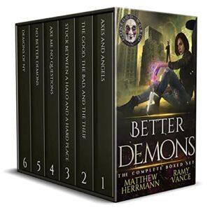 Better Demons e-book cover