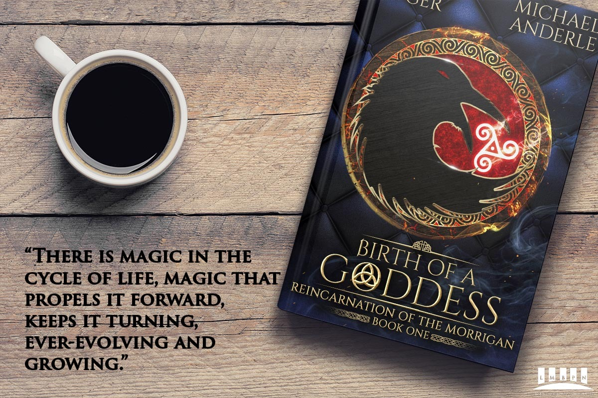 Birth of A Goddess Quote