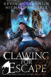 Clawing for Escape e-book cover