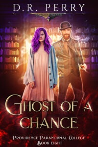 Ghost of a Chance e-book cover