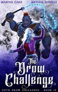 The Drow Challenge e-book cover