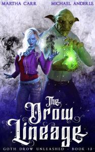The Drow Lineage e-book cover