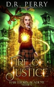 FIRE OF JUSTICE E-BOOK COVER