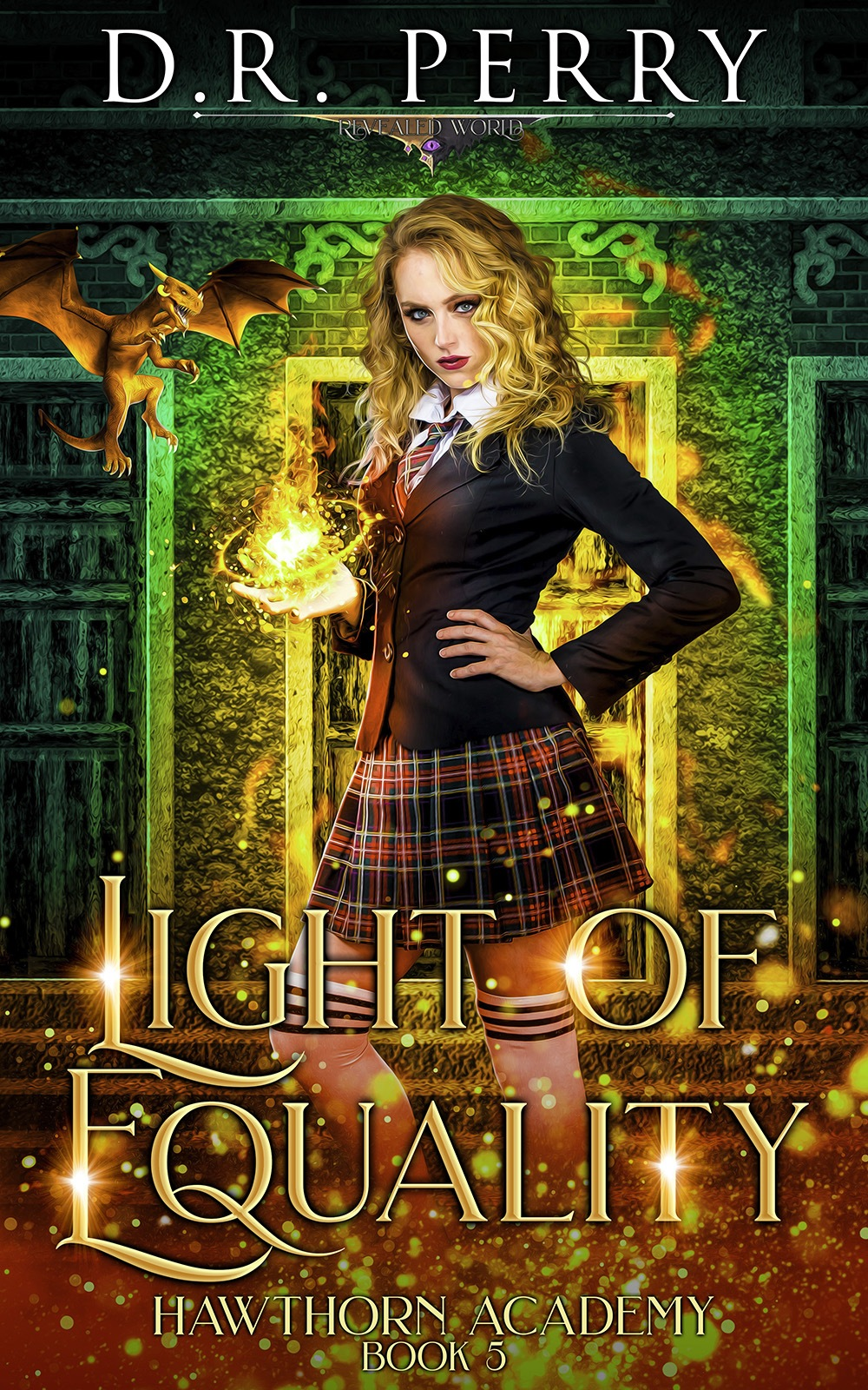 Light of Equality e-book cover