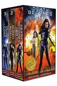 Kurtherian Gambit boxed set books 1 e-book cover