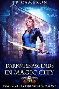 Darkness Ascends in Magic City e-book cover