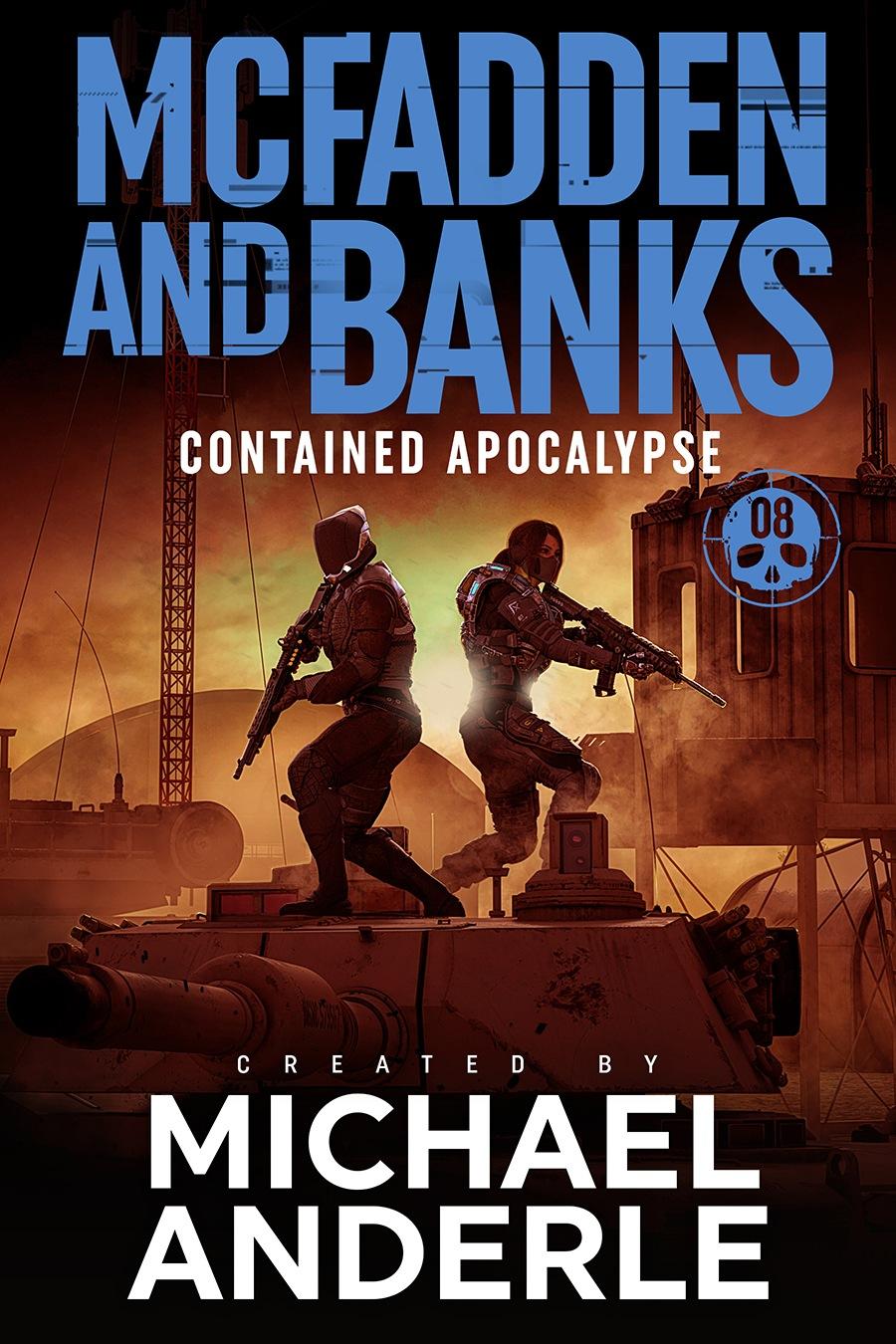 Contained Apocalypse e-book cover