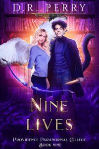 Nine Lives e-book cover