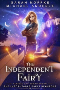The Independent Fairy e-book cover