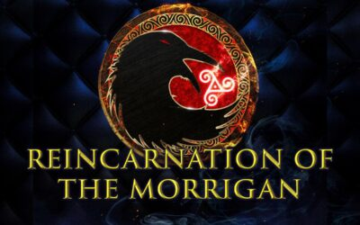 Burdened Snippet for Reincarnation of the Morrigan Book 1